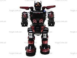 Детский робот на дистанционном управлении «Стратбот», 9515B, детские игрушки