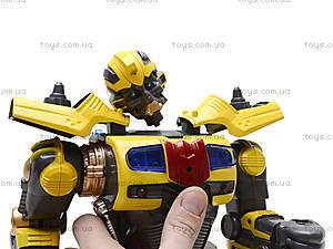 Игрушечный робот на управлении «Стратбот», 9515C, фото