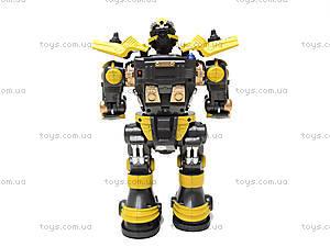 Игрушечный робот на управлении «Стратбот», 9515C, детские игрушки