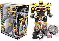 Игрушечный робот на управлении «Стратбот», 9515C, купить