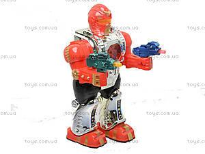 Детский музыкальный робот «PLAY SMART», 9522, игрушки