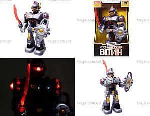 Игрушечный робот «Космический воин», 9528