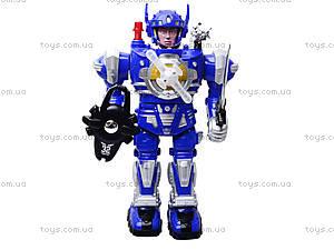 Музыкальный робот PLAY SMART «Космический герой», 9631, отзывы