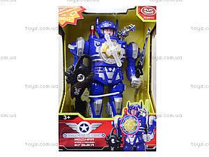 Музыкальный робот PLAY SMART «Космический герой», 9631, цена