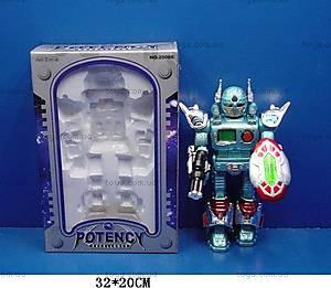 Робот, с функцией движения, 20086