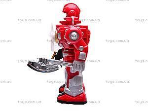 Робот с оружием Extreme Fighter, 797-138, фото