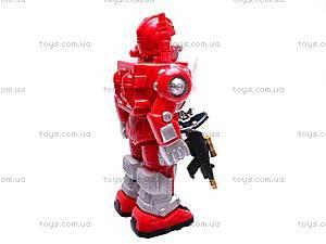 Робот с оружием Extreme Fighter, 797-138, отзывы