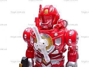 Робот с оружием Extreme Fighter, 797-138, цена
