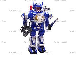 Робот с оружием Super Warrior, 797-132
