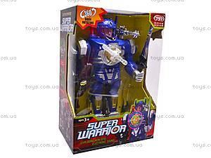 Робот с оружием Super Warrior, 797-132, фото