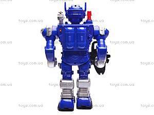 Робот с оружием Super Warrior, 797-132, отзывы