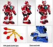 Робот с ракетами, 28137, купить