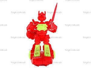 Игрушечный робот со световыми эффектами, 2119, цена