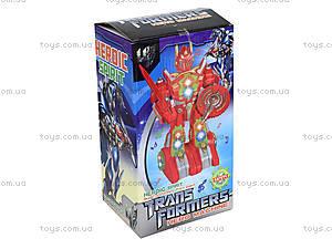 Игрушечный робот со световыми эффектами, 2119, игрушки