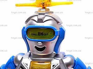 Робот со световыми эффектами, 99444, фото