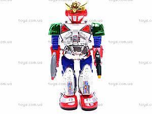 Робот, со звуковыми и световыми эффектами, 28035, отзывы