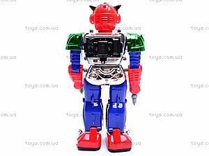 Робот, со звуковыми и световыми эффектами, 28035, цена