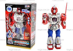 Интерактивный робот Brave, 861B