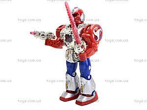 Интерактивный робот Brave, 861B, игрушки