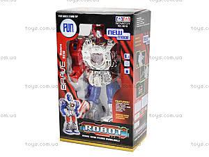 Интерактивный робот Brave, 861B, магазин игрушек