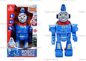 Игрушечный робот «Томас» со световыми эффектами, 2107