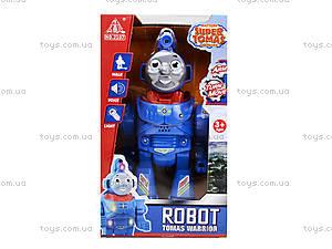 Игрушечный робот «Томас» со световыми эффектами, 2107, фото