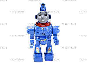 Игрушечный робот «Томас» со световыми эффектами, 2107, отзывы
