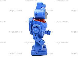 Игрушечный робот «Томас» со световыми эффектами, 2107, детские игрушки