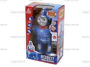 Игрушечный робот «Томас» со световыми эффектами, 2107, магазин игрушек