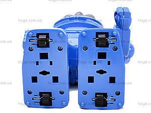 Игрушечный робот «Томас» со световыми эффектами, 2107, toys.com.ua