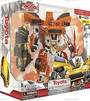 Игрушечный робот-трансформер Toyota 86, 3867