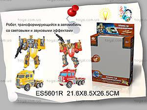 Робот «Трансбот», ES5601R