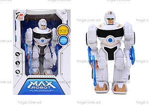 Игрушечный робот «Макс», 7M-412413414