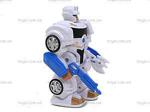 Игрушечный робот «Макс», 7M-412413414, детские игрушки
