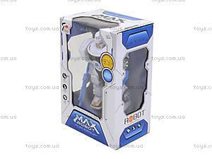 Игрушечный робот «Макс», 7M-412413414, магазин игрушек