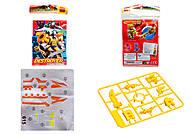 Конструктор-игрушка «Робот-трансформер», 615, отзывы