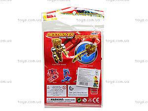 Конструктор-игрушка «Робот-трансформер», 615, цена