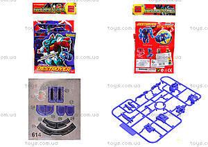 Игрушка-конструктор «Робот-трансформер», 614