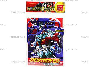 Игрушка-конструктор «Робот-трансформер», 614, отзывы