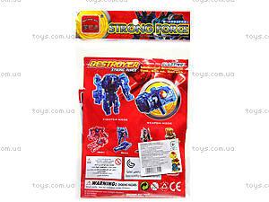 Игрушка-конструктор «Робот-трансформер», 614, цена