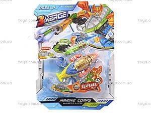 Интересный робот-трансформер для мальчиков, HD08, игрушки