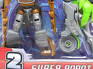 Игрушечный робот-трансформер в блистере, 141149, купить