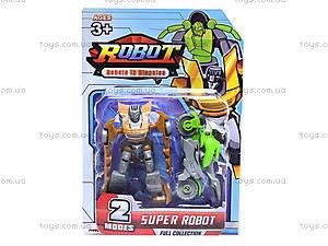 Игрушечный робот-трансформер в блистере, 141149, отзывы