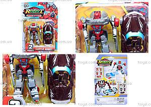 Робот-трансформер, для детей, 123134