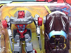 Робот-трансформер, для детей, 123134, отзывы