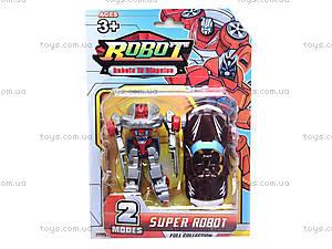 Робот-трансформер, для детей, 123134, цена