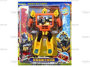 Игрушечный робот-трансформер, для детей, 292D, купить