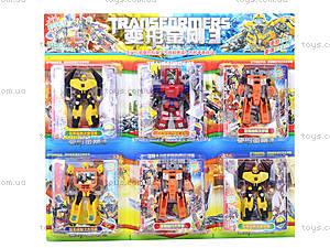 Игрушечный робот-трансформер, для детей, 292D, отзывы