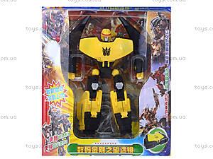 Игрушечный робот-трансформер, для детей, 292D, цена