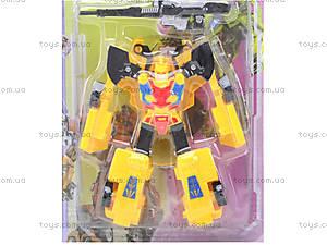 Детская игрушка «Робот-трансформер», 283C, отзывы